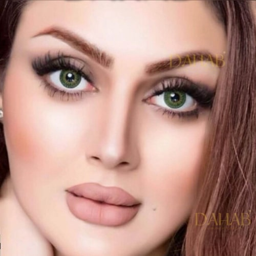 Buy Dahab Medusa Eye Contact Lenses - Gold Collection - dahabcontactlenses.pk